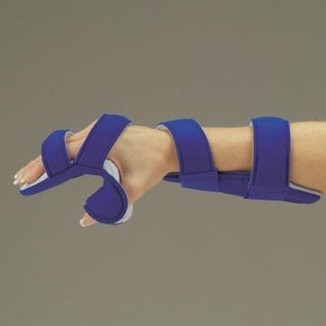 splint wrist resting orthosis lmb soft finger splints ulnar progressive deviation support