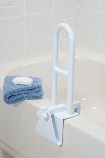 Bathroom handrails installation - Bathroom Grab Bars Bathtub Rails Handicap Bathroom