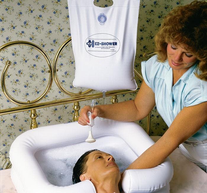 Shampoo Basin Hair Washing Tray Hair Wash Sink