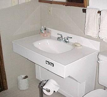 Convert Kitchen Sink To Handicap