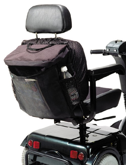 Mobility Scooter Accessories Scooter Basket Oxygen