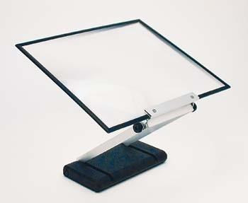 magnifier lamp craft lights desk lamps lighted magnifying glass. Black Bedroom Furniture Sets. Home Design Ideas